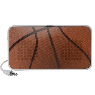 Basketball Background Laptop Speaker
