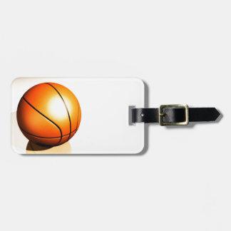 Basketball Bag Tags