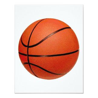 Basketball Ball Card