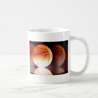 Basketball Ball Coffee Mug