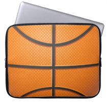 basketball ball computer sleeve