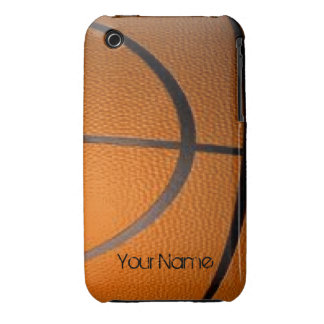 Basketball Ball Custom iPhone 3 Cover