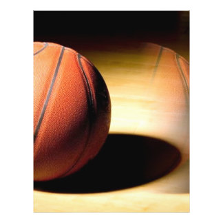Basketball Ball Flyer
