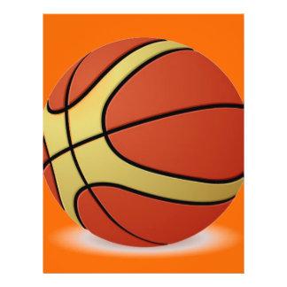 basketball-ball flyer