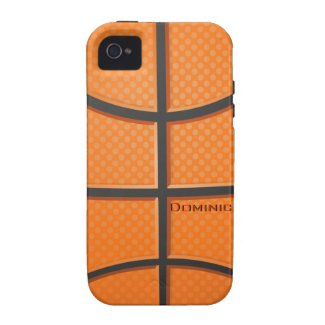 Basketball Ball iPhone Case Case-Mate Case iPhone 4 Covers