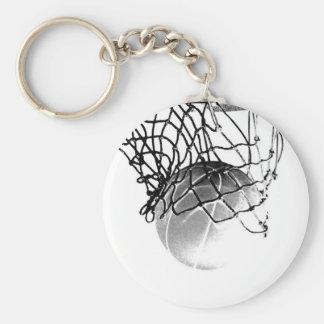 Basketball Ball Key Chains