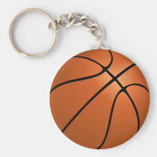 basketball (ball) keychain