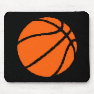 basketball (ball) mouse pad