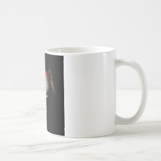 Basketball Ball & Net Coffee Mug