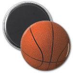 Basketball Ball Refrigerator Magnet
