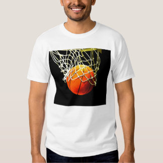 Basketball Ball T-shirts