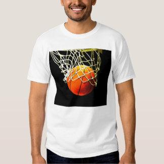 Basketball Ball Tee Shirt