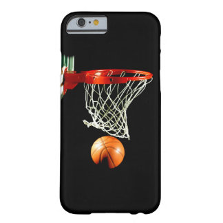 Basketball Barely There iPhone 6 Case