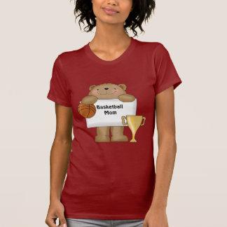 Basketball Bear Bulletin (customizable) T-Shirt