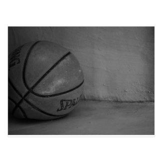 Basketball Beauty Postcard