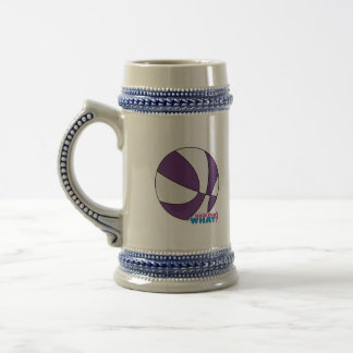 Basketball Beer Stein