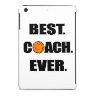 Basketball Best Coach Ever iPad Mini Retina Case