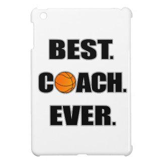 Basketball Best Coach Ever iPad Mini Cover