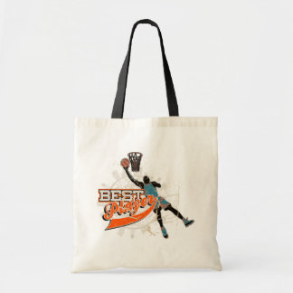 Basketball Best Player Tshirts and Gifts Tote Bag