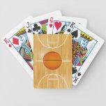 Basketball Bicycle Card Decks