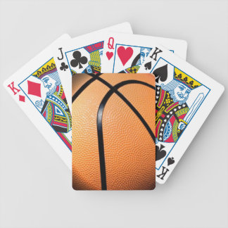 Basketball Bicycle Poker Cards - Customized Bicycle Playing Cards