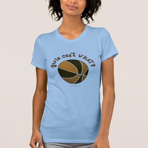 Basketball - Black/Orange T-Shirt