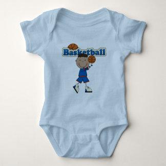Basketball Boy,African American T Shirt