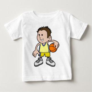 basketball boy baby T-Shirt