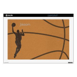 Basketball Boy Skin Laptop Skin