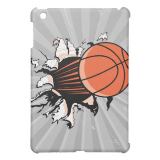 basketball breaking through powerful iPad mini cases