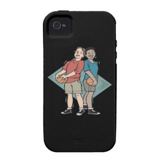 Basketball Buddies iPhone 4/4S Covers