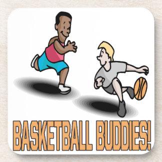 Basketball Buddies Drink Coaster