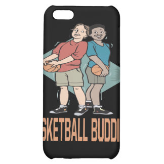 Basketball Buddies iPhone 5C Cases