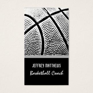 Basketball Business Card