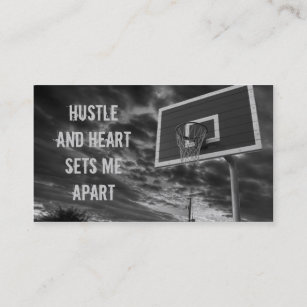 Basketball business cards templates zazzle basketball business cards colourmoves