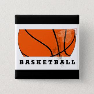 Basketball Button