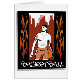 Basketball Card