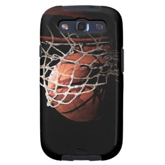 Basketball Samsung Galaxy SIII Cases