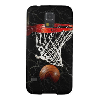 Basketball Galaxy S5 Covers