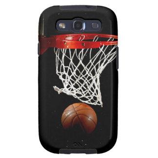 Basketball Galaxy SIII Cases