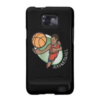 Basketball Samsung Galaxy S2 Case