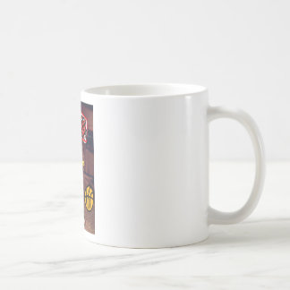 Basketball Cat Coffee Mug