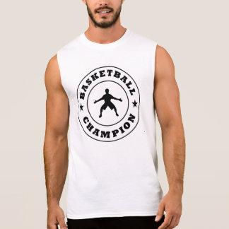 Basketball Champion Sleeveless Shirt
