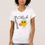 Basketball Chick Tshirt
