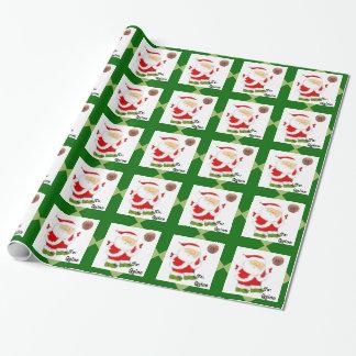 basketball christmas gift gift wrap
