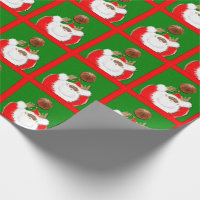 basketball Christmas gift wrap