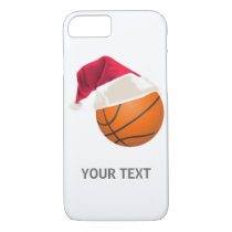 basketball christmas iPhone 8/7 case