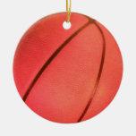 Basketball Christmas Ornament