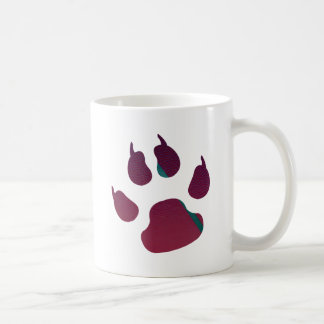 Basketball Claw Coffee Mug