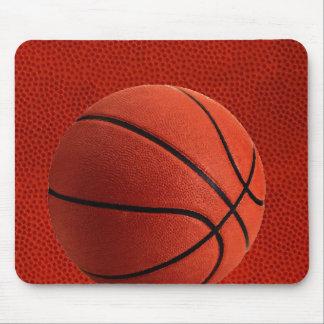 Basketball Close-Up Texture Skin Mousepad